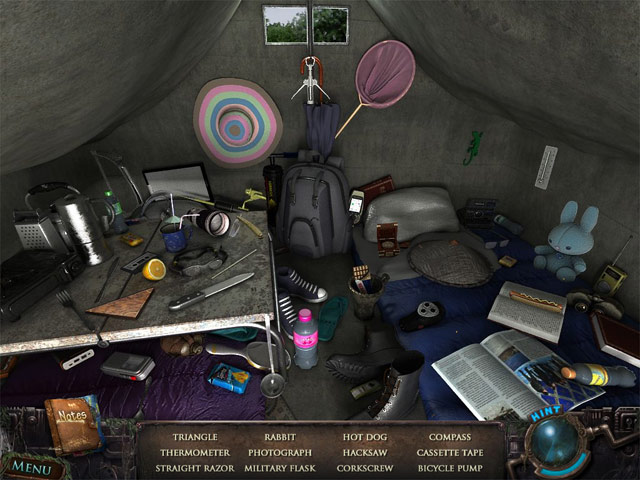 The Missing: A Search and Rescue Mystery - PC screen 1