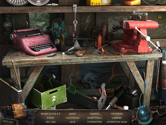 The Missing: A Search and Rescue Mystery - PC screen 3