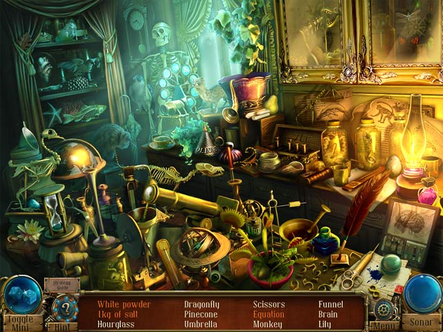 Time Mysteries: The Ancient Spectres Collector's Edition Screen 1