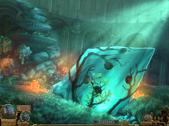 Time Mysteries: The Ancient Spectres Collector's Edition screenshot 2