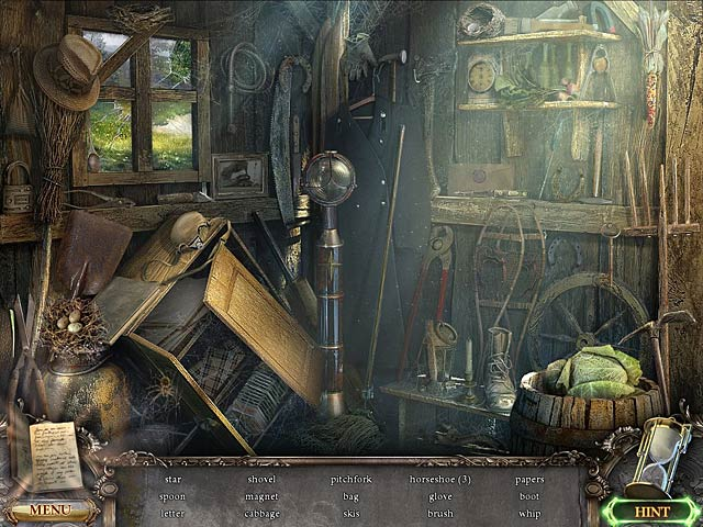 Timeless: The Forgotten Town Collector's Edition - PC game free download Screenshot 1