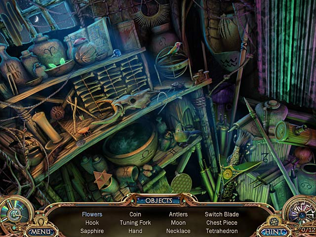 Unsolved Mystery Club: Ancient Astronauts Collector's Edition - PC Game Download screenshot 3