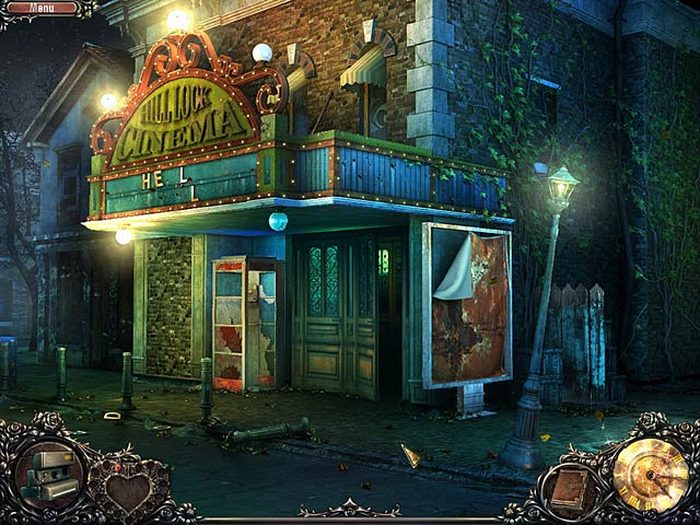 Vampire Saga - Welcome To Hell Lock - PC game free download Screenshot 1