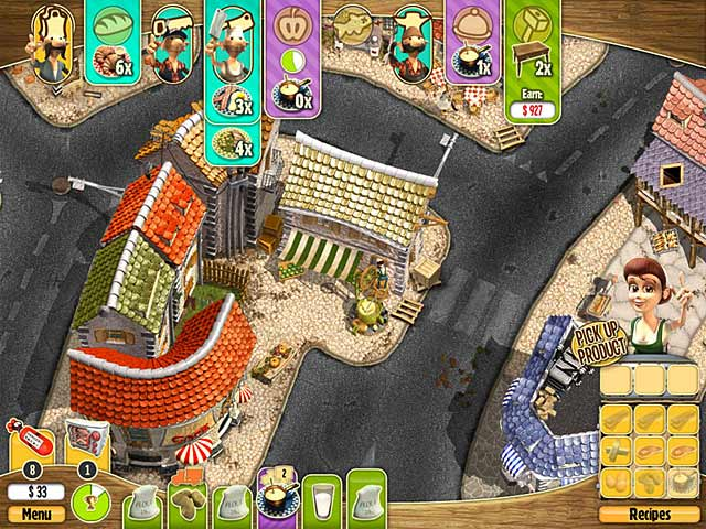 Youda Farmer 3: Seasons - Mac game free download Screenshot 1