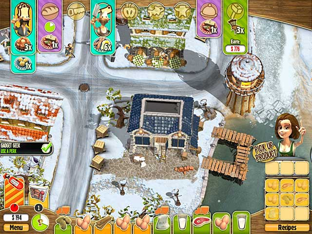 Youda Farmer 3: Seasons - Mac game free download Screenshot 3