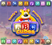 ABC Cubes: Teddy's Playground