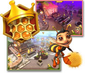 Bee Garden:  The Lost Queen