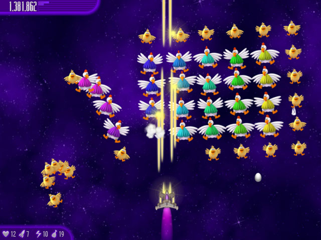 Chicken Invaders 4: Ultimate Omelette [Full][Español][FS]