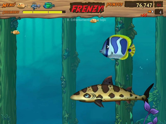 Download free full feeding frenzy 2 organizerbackup for Feed and grow fish free download full game