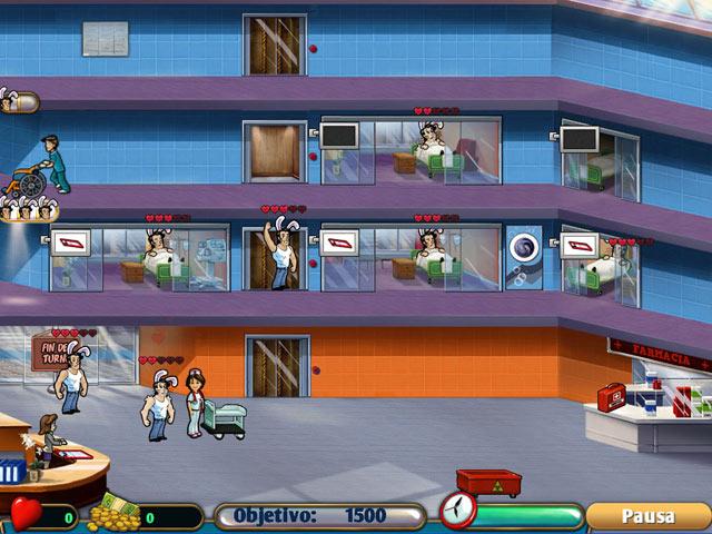 Hospital Haste img