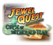 Jewel Quest Mysteries: Curse of the Emerald Tear