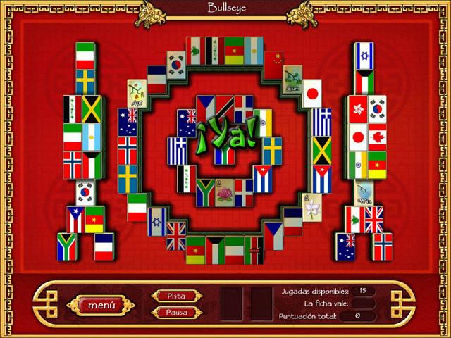 Mahjong World Pc Juego Mahjong Juego