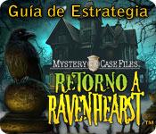 Mystery Case Files: Retorno a Ravenhearst - Guía d