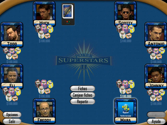 Telecharger poker superstars ii torrent gratuit Zone Poker Superstars II : Free Online Games - www