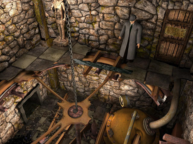 Sherlock Holmes: El Misterio de la Momia img