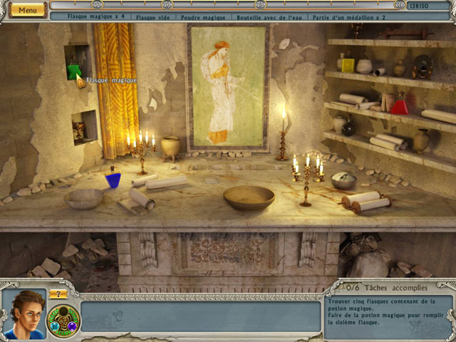Alabama Smith: Escape from Pompeii img