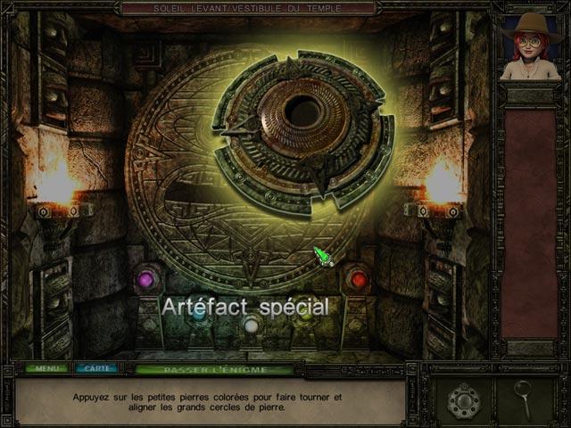 Alexandra Fortune et le Mystère de l'Archipel Oubl img