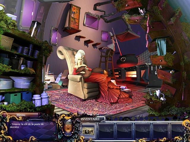 1 alice au pays des merveilles jeu capture d 39 cran. Black Bedroom Furniture Sets. Home Design Ideas