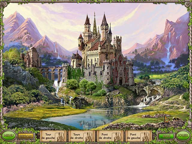 Les Chroniques d'Albian: La Convention Magique Screen1