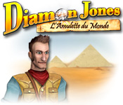 Diamon Jones: L'Amulette du Monde