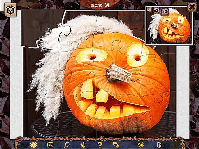 Puzzle de Fête 2 Halloween image 1