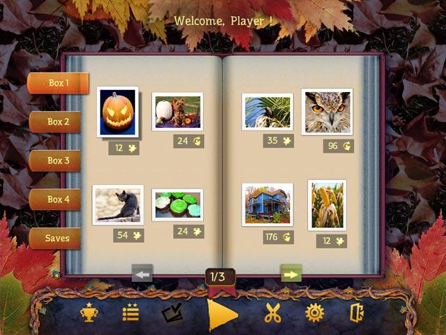 Puzzle de Fête: Halloween image 1