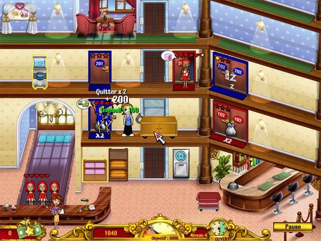 jeux d hotel