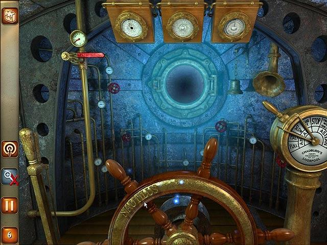 20,000 Leagues Under the Sea: Captain Nemo img