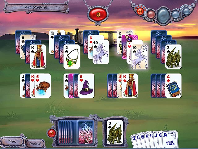 Avalon Legends Solitaire img