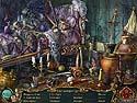 1. Haunted Legends: De Schoppenvrouw spel screenshot