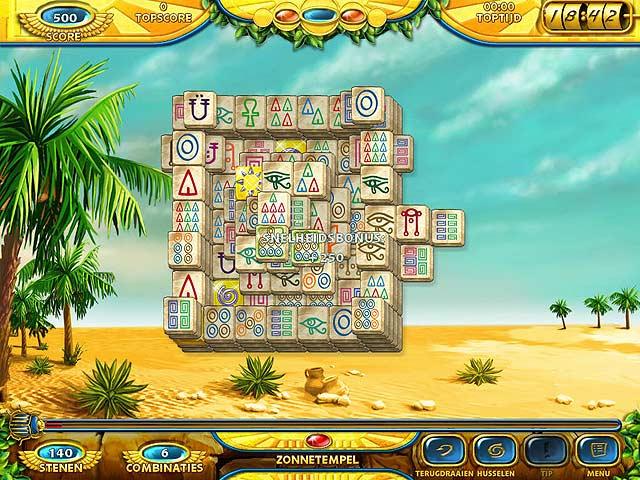 Mahjongg: Ancient Egypt img