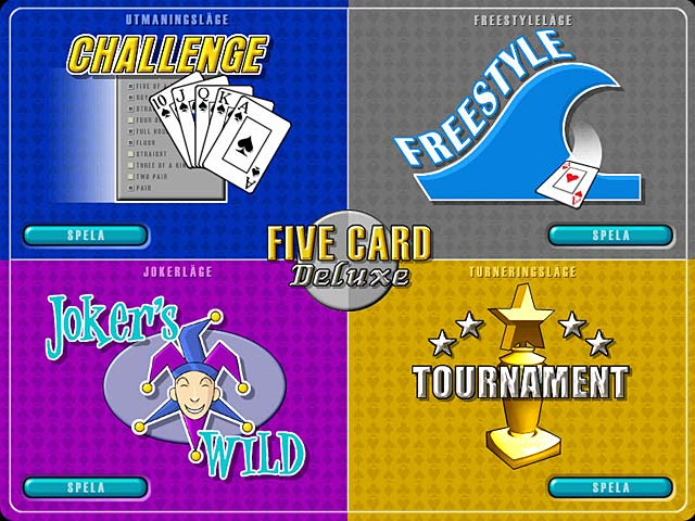 Five Card Deluxe img